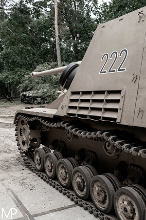 Overloon 2020 - Sd.Kfz.164 'Nashorn'
