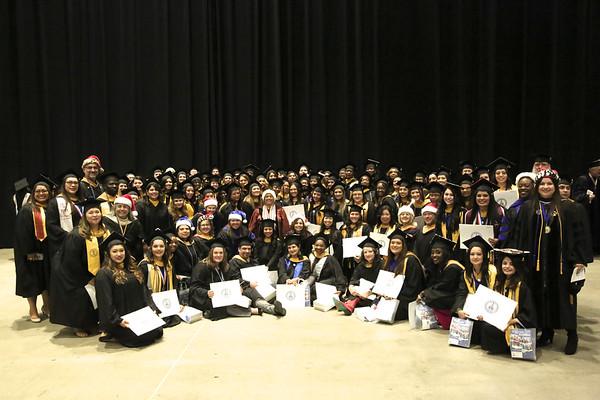 2017 OLLU Graduation