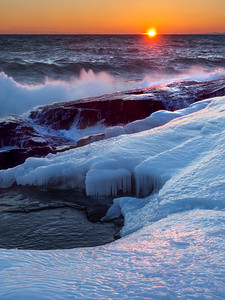 Icy Wave