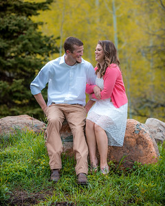 Kenzie and Cole Logan Canyon
