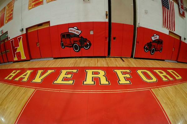 Haverford High School GIRLS BASKETBALL vs Penncrest 1/10/2019