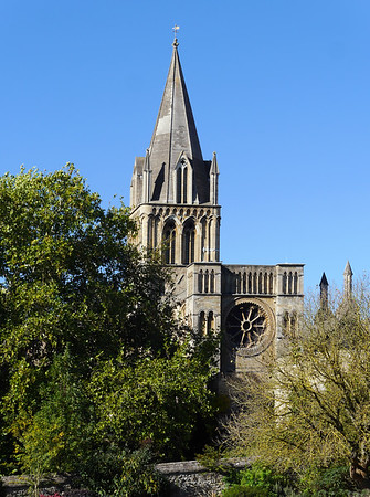 Christ Church, Cathedral, Church of England, St Aldate's, Oxford,  OX1 1DP