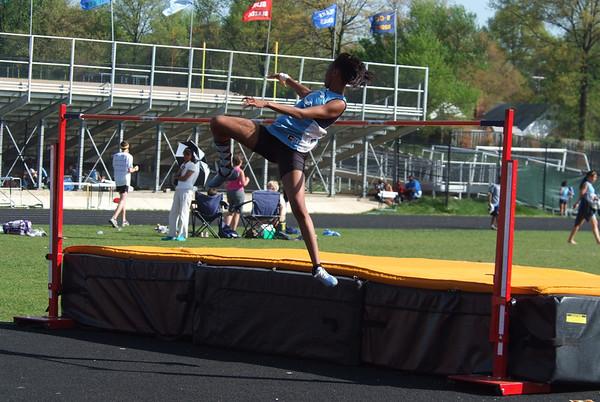 Clarksburg High Jumper 2009
