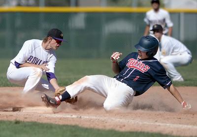 Boulder Post 10 vs Colorado Twins Baseball