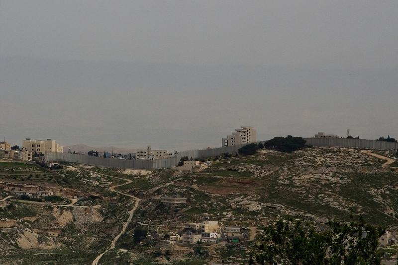 The New Wall Around Jerusalem.jpg