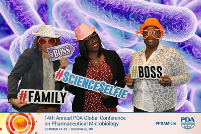 2019 PDA Global Conference on Pharmaceutical Microbiology Reception