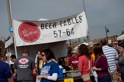KC Beerfest, Oct 22nd, 2011