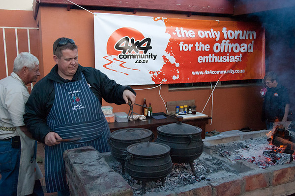 Sep2011 - Potjie Evening