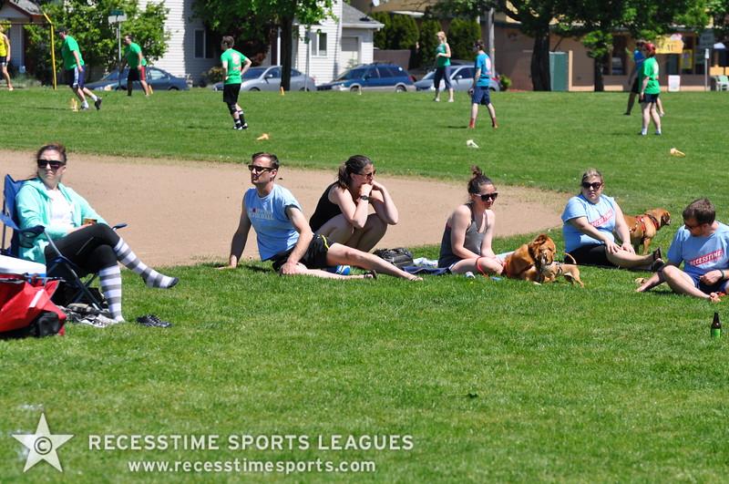 Recesstime Sports Leagues Portland Kickball Spring 2013 Dodgeball Bowling Ping Pong Mushball - 003