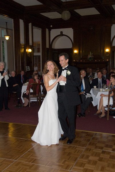 Caroline & Chuck's Wedding - Oct 7, 2007