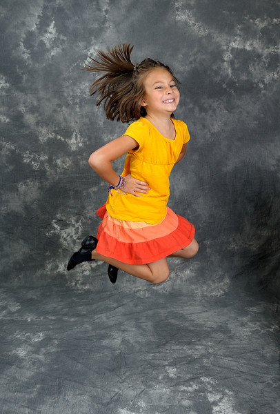 Madeline Dancing