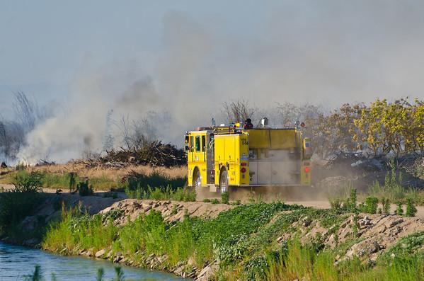 Grass Fire 6-14-2011