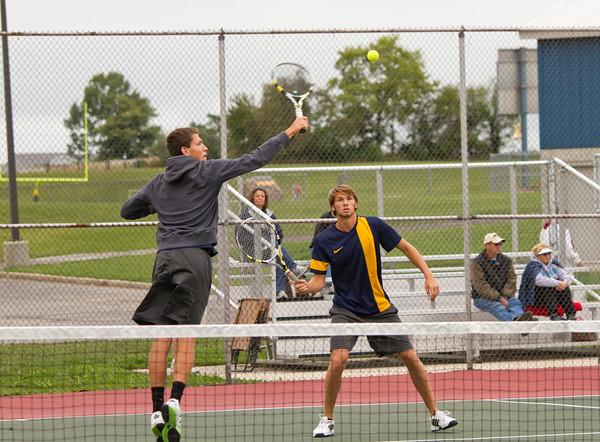 Fairfield vs. Lakeland Tennis