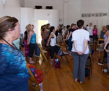 Chair Yoga: Yoga For Everyone! Sunday