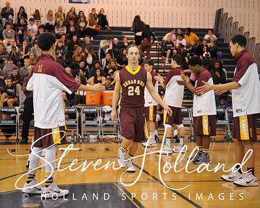 Boys Basketball - Varsity: Stone Bridge vs Broad Run 01.30.2015 (by Steven Holland)