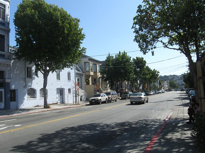 The Mission and The Castro, San Francisco, 2009