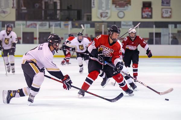 Hockey: NUI at Uintah