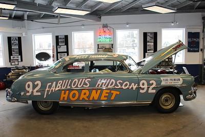 Ypsilanti Automotive Heritage Museum - Ypsilanti, MI - 12 Dec. '17