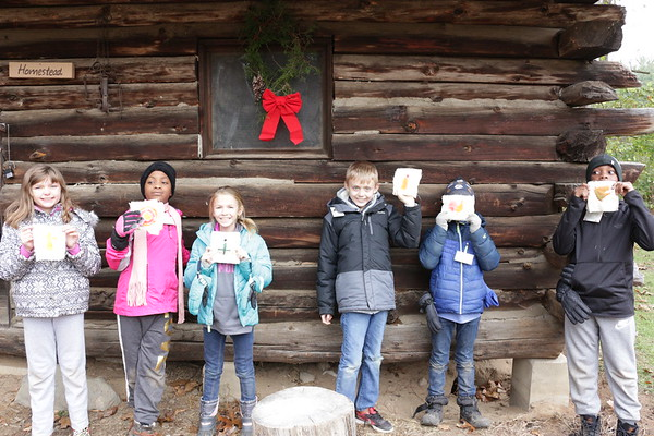 St. Paul's - Christmas in the Colonies