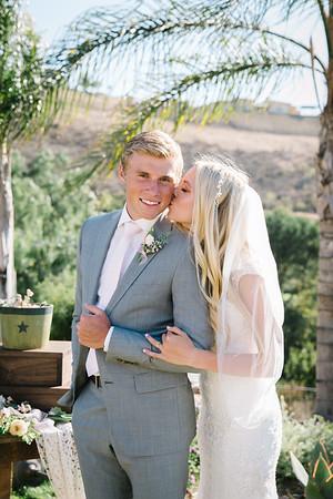 Blomfield-Bown Wedding 2020