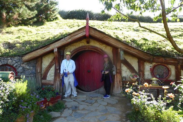Tauranga/Hobbiton