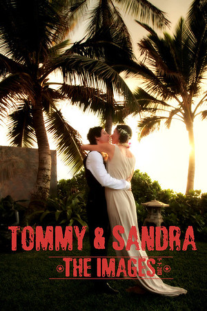 Sandra & Tommy - A Maui Wedding