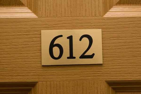 Apartment 612