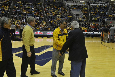 28785 - Academy of Distinguished Alumni Basketball Recognition