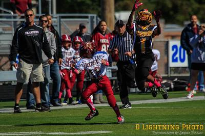 10/05/14 Jr Peewee Panthers vs Panthers