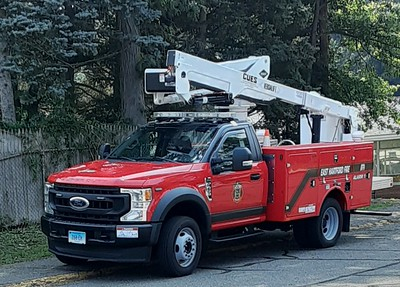 East Hartford, CT Alarm 1