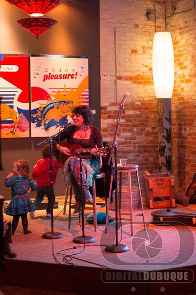 Jody McGill CD Release Party