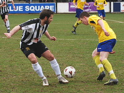 Clevedon Town (H) 14/03/09