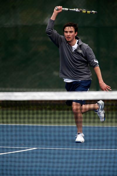 Varsity Boys' Tennis May 2017