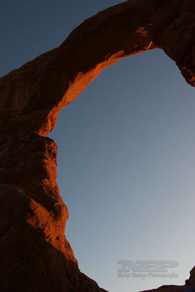 Arches National Park, UT,  Turret Arch-