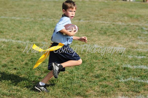 2008 Russell JFL Flag Football 9/27/08