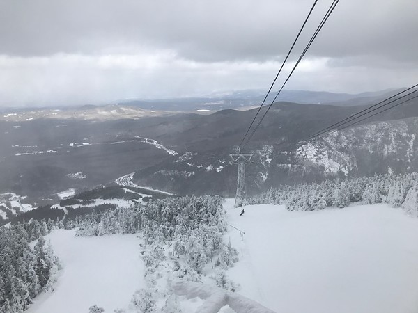 Cannon Mountain Skiing
