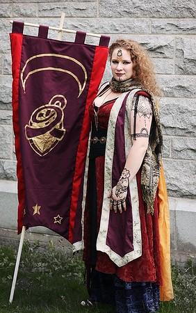 Inspiration de costumes : Pyrae