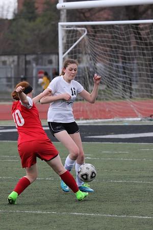 Edsel JV Girls Soccer