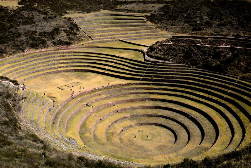 Moray Terraces, Peru