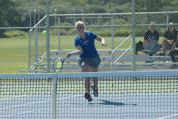 BBE tennis vs. Pierz 08-23