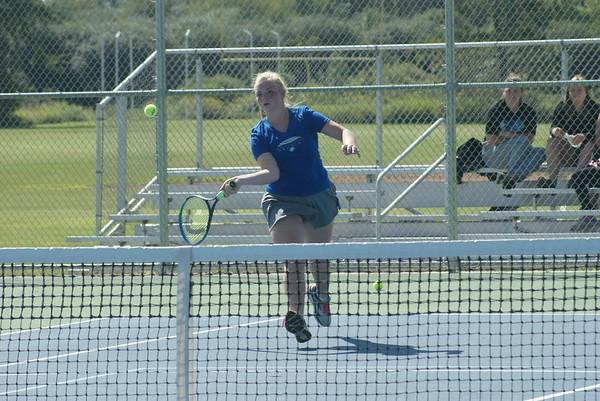 BBE tennis vs. Pierz 08-23