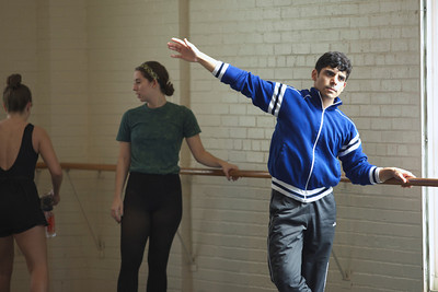 Mark Morris Dance Master Class 1_092413