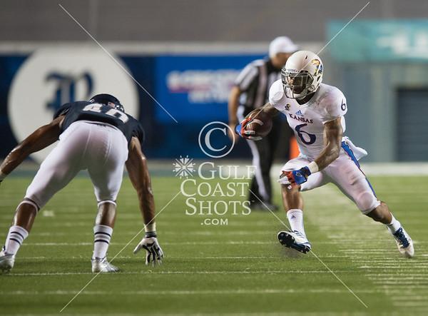 2013-09-14 Football NCAA Kansas @ Rice