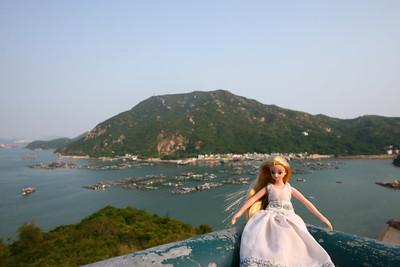 Angélique à Hong Kong