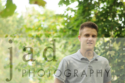 Darien Senior Portraits
