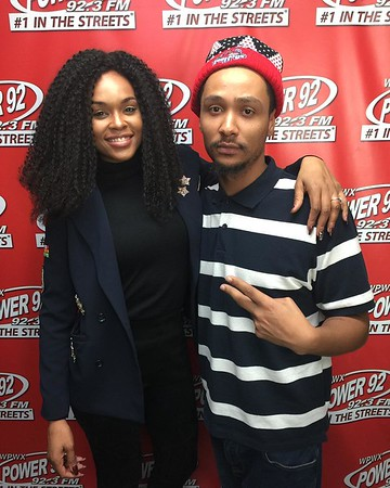 Power 92.3/106.3 Chicago - November 29, 2017
