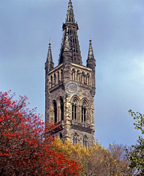 University Tower.  September 1977