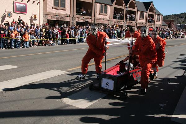 2006 Coffin Races