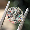 1.13ct Old European Cut Diamond GIA J SI1 4