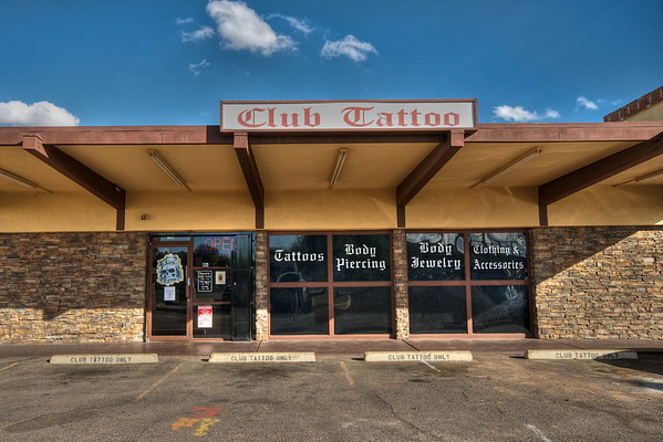 Club Tattoo-825 S. Rural